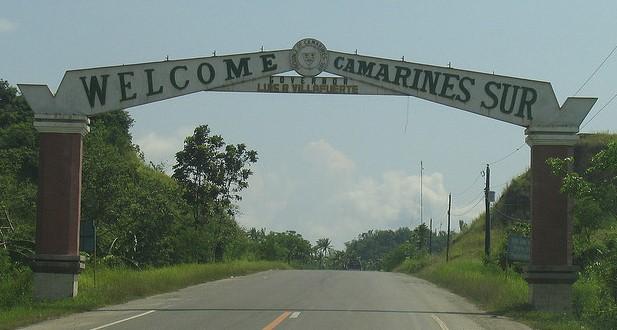 Camarines Sur Boundary