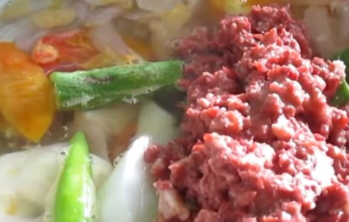 Sinigang na Corned Beef  – Canned Thoughts Specials